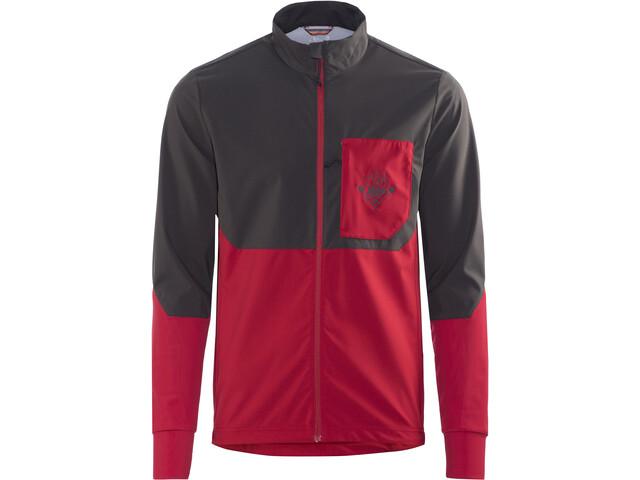Maloja GlenwoodM. Nordic Jacket Herr flame